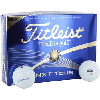 Titleist Global Golf NXT Tour Golf Ball Balls