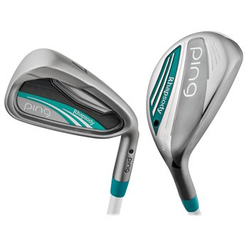 Ping Rhapsody 2015 Iron Set Preowned Clubs