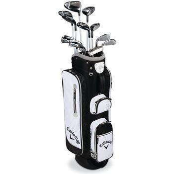 Callaway Solaire 13-Piece Black Club Set Golf Club
