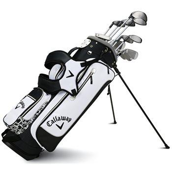 Callaway Solaire 13-Piece Black Sport Club Set Golf Club