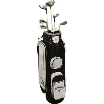 Callaway Solaire 8-Piece Black Club Set Golf Club