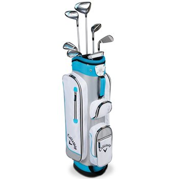 Callaway Solaire 8-Piece Blue Club Set Golf Club