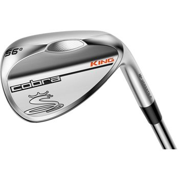 Cobra King V Grind Chrome Wedge Preowned Golf Club