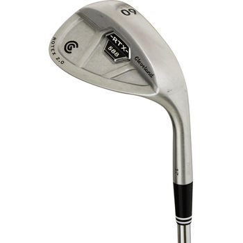 Cleveland 588 RTX 2.0 CB Satin Wedge Preowned Golf Club