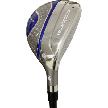 Cobra AMP-Cell S Blue Hybrid Preowned Golf Club