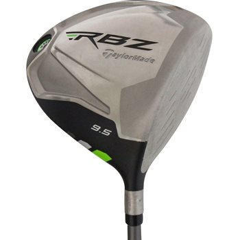 TaylorMade RocketBallz Bonded Black Driver Preowned Golf Club