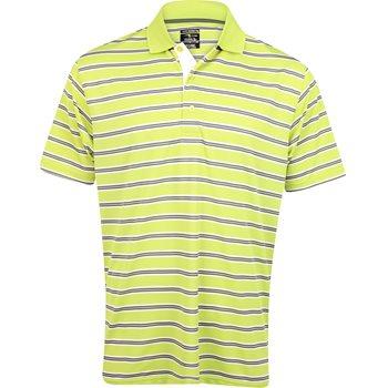 Page & Tuttle Simple Yarn Dye Stripe Interlock Shirt Polo Short Sleeve Apparel