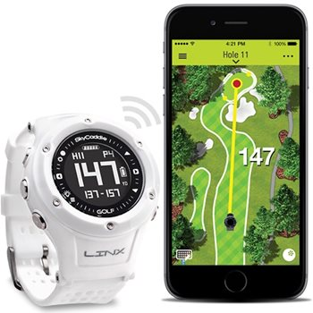 SkyGolf SkyCaddie LinxVue Watch GPS/Range Finders Accessories