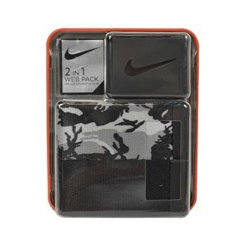 Nike 2 in 1 Web Pack Accessories Belts Apparel