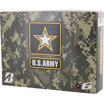 Bridgestone e6 U.S. Army Edition Golf Ball Balls