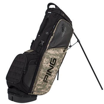 Ping Hoofer Limited Edition Digital Camo Stand Golf Bag