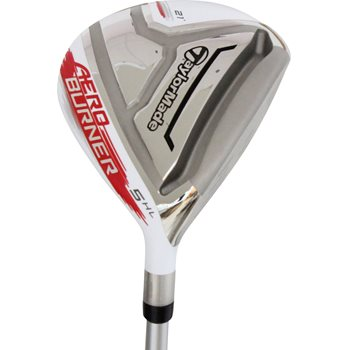 TaylorMade AeroBurner HL Fairway Wood Preowned Golf Club
