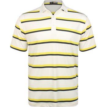 Callaway Auto Striped Shirt Polo Short Sleeve Apparel