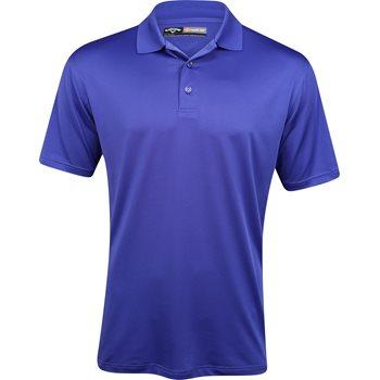 Callaway Opti-Dri Solid Stretch Shirt Polo Short Sleeve Apparel
