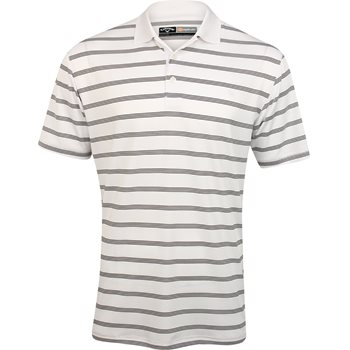 Callaway Opti-Dri Striped Stretch Shirt Polo Short Sleeve Apparel