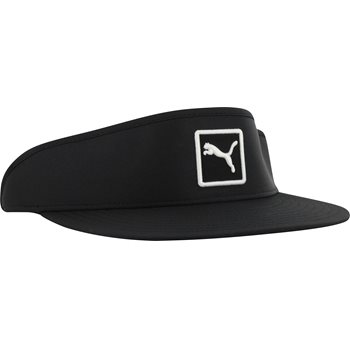 Puma Cat Patch Adjustable Headwear Visor Apparel