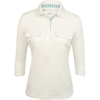 Oxford Hudson Shirt Polo Short Sleeve Apparel