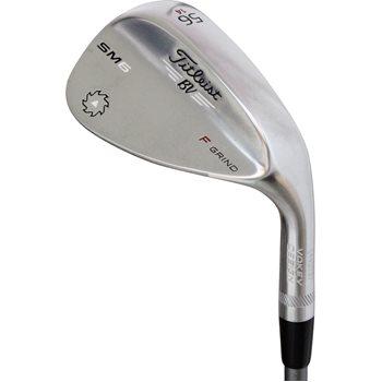 Titleist Vokey SM6 Tour Chrome F Grind Wedge Preowned Golf Club