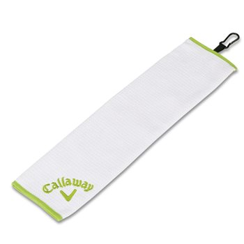 Callaway Solaire Tri-Fold Towel Accessories