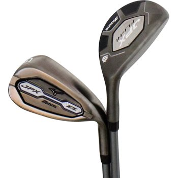 Mizuno JPX-EZ/JPX Fli-Hi 2014 Combo Set Iron Set Preowned Golf Club