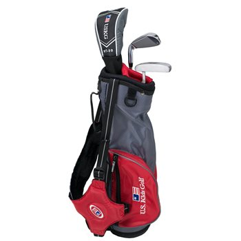 US KIDS U/L 39 Grey/Red Club Set Golf Club