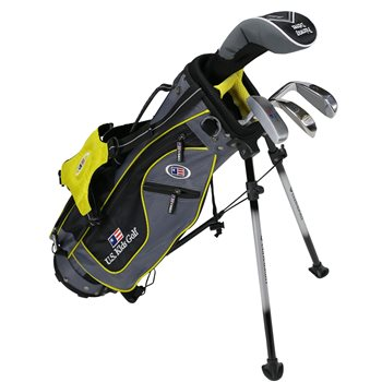 US KIDS U/L 42 Grey/Yellow Club Set Golf Club