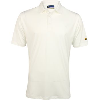 Jack Nicklaus Solid Performance Shirt Polo Short Sleeve Apparel