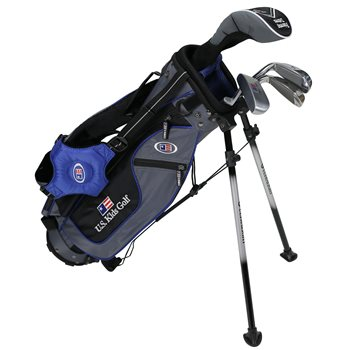 US KIDS U/L 45 Grey/Blue Club Set Golf Club