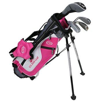 US KIDS U/L 45 Pink/White/Grey Club Set Golf Club