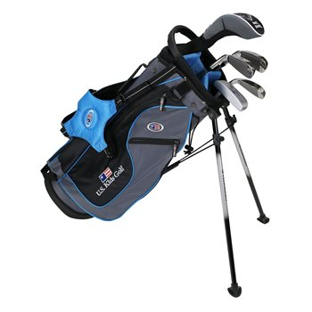 US KIDS U/L 48 Grey/Teal Club Set Golf Club