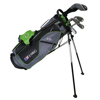 US KIDS U/L 57 Grey/Green Club Set Golf Club