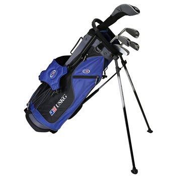 US KIDS U/L 60 Blue/Black/Grey Club Set Golf Club