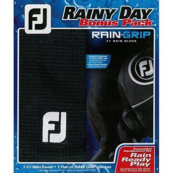 FootJoy RainGrip Rainy Day Bonus Pack Golf Glove Gloves