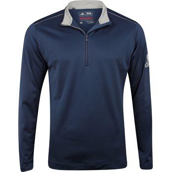 Adidas ClimaWarm Rangewear Half-Zip Outerwear Pullover Apparel