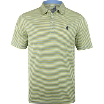 Johnnie-O Fringe Shirt Polo Short Sleeve Apparel