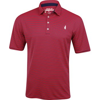 Johnnie-O Fringe Shirt Polo Short Sleeve Apparel