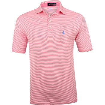 Johnnie-O Jack Shirt Polo Short Sleeve Apparel
