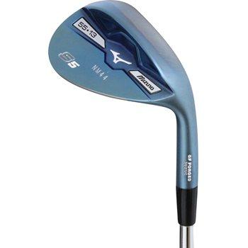 "Mizuno S5 Blue Ion Custom ""NM44"" Wedge Preowned Golf Club"