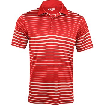 Ping Horizon Shirt Polo Short Sleeve Apparel