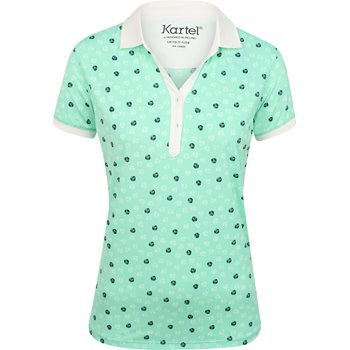 Kartel Heather Shirt Polo Short Sleeve Apparel