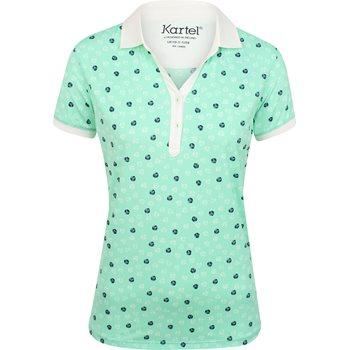 Kartel Heather Shirt Polo Short Sleeve Apparel