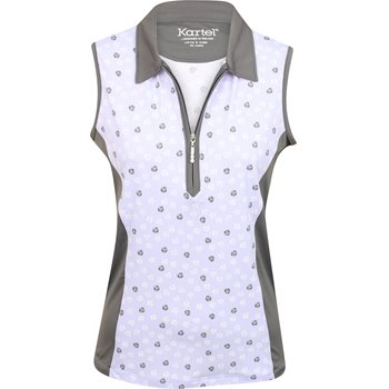 Kartel Lindsay Sleeveless Shirt Polo Short Sleeve Apparel