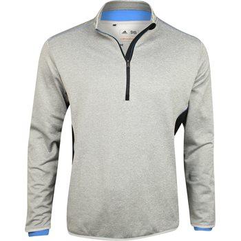 Adidas ClimaHeat Fleece 1/4 Zip Layering Outerwear Pullover Apparel