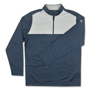 Adidas ClimaWarm Novelty 1/4 Zip Layering Outerwear Pullover Apparel