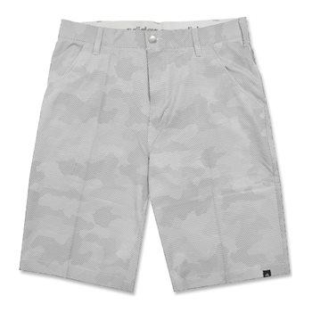 Adidas Ultimate Camo Print Shorts Flat Front Apparel