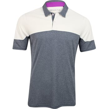 Adidas ClimaChill Blocked Shirt Polo Short Sleeve Apparel