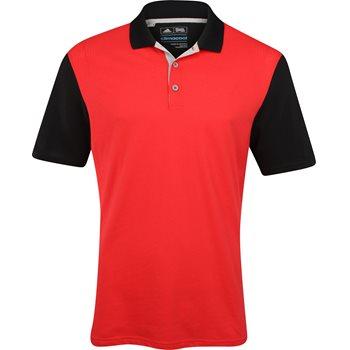 Adidas ClimaCool Aeroknit Block Shirt Polo Short Sleeve Apparel