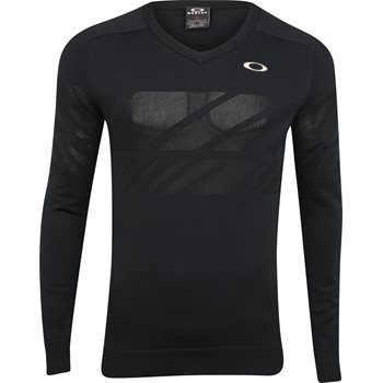 Oakley Hazard Block Sweater V-Neck Apparel