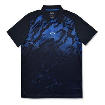 Oakley Cryptic Shirt Polo Short Sleeve Apparel