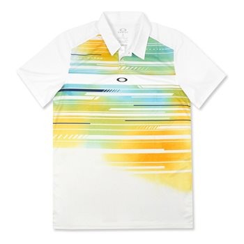 Oakley Provoking Shirt Polo Short Sleeve Apparel